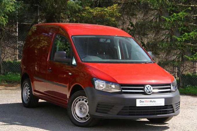 Volkswagen Caddy 2.0 TDI (150PS) C20 Startline BMT Panel Van