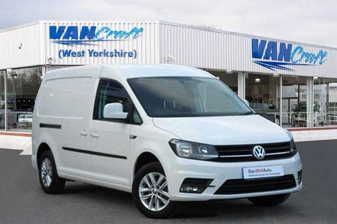 Volkswagen Caddy Maxi Panel Van 2.0 TDI C20 Maxi Highline BM