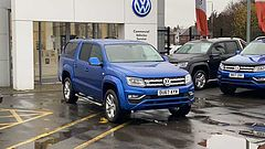 Volkswagen Amarok Highline 3.0 V6 224ps